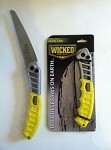 Wicked Handsaw W/ Sheath FREE SHIPPING