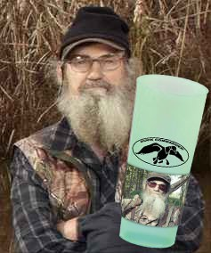 Uncle Si's Tea Cup Set of 4